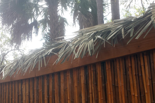 tiki thatched roofs palm roofs canopies 16